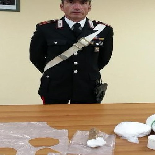 Battipaglia, arrestato pusher ebolitano