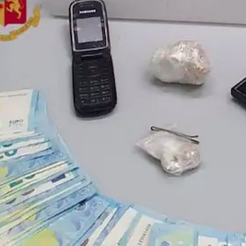 Pellezzano, arrestato pusher